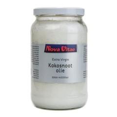 Nova Vitae Kokosnoot olie extra virgin (2 liter)