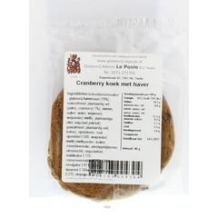 Le Poole Cranberry koek haver (45 gram)