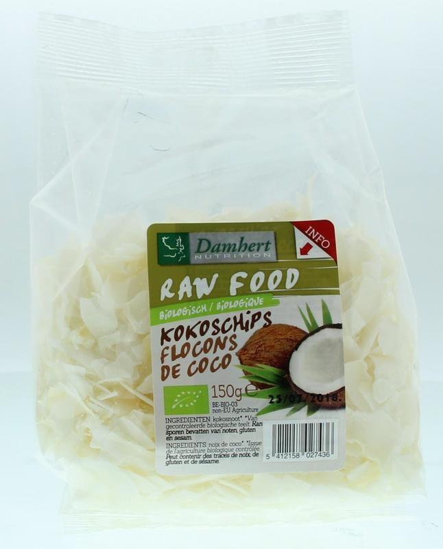 Biofood Biofood Kokoschips (150 gram)