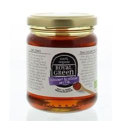 Royal Green Kokosbloesem nectar (180 ml)