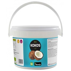 Hanoju Kokosvet ontgeurd bio emmer (5 liter)