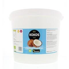 Hanoju Kokosvet virgin emmer bio (5 liter)