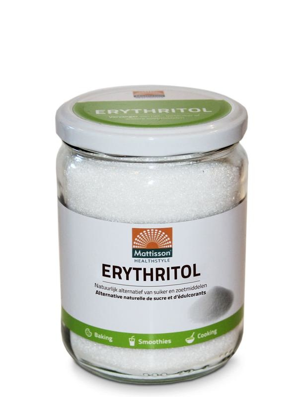 Mattisson Mattisson Erythritol (400 gram)