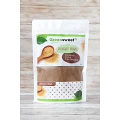 Greensweet Stevia kristal brown (400 gram)