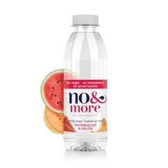 No & More Water meloen & jasmijn (500 ml)
