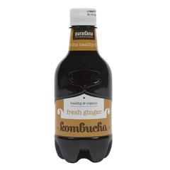 Purasana Komboecha drink fresh ginger (330 ml)