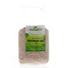 Bountiful Himalaya zout fijn (1 kilogram)