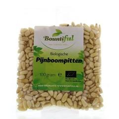 Bountiful Pijnboompitten bio (100 gram)