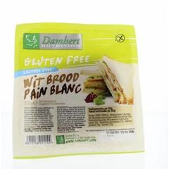 Damhert Witbrood glutenvrij (200 gram)