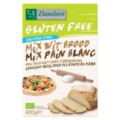 Damhert Bakmix wit glutenvrij (400 gram)