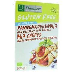Damhert Pannenkoeken en wafelmix glutenvrij (400 gram)