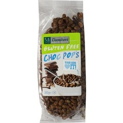 Damhert Choc pops glutenvrij (200 gram)