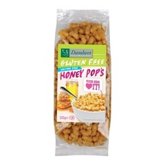 Damhert Ontbijt Honey pops glutenvrij (100 gram)