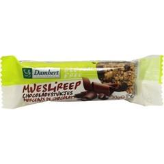 Damhert Mueslireep chocolade glutenvrij (30 gram)