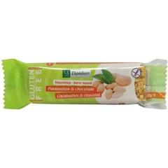 Damhert Mueslireep choco noten glutenvrij (30 gram)