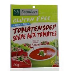 Damhert Tomatensoep instant glutenvrij (20 gram)