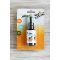 Greensweet Stevia vloeibaar vanille (30 ml)
