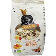 Royal Green Cereals super mix muesli (375 gram)