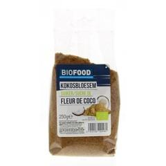 Biofood Kokosbloesemsuiker (250 gram)