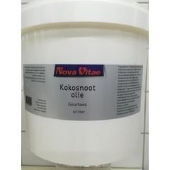 Nova Vitae Kokosnoot olie geurloos (10 liter)