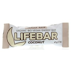 Lifefood Lifebar kokos bio (47 gram)