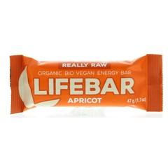 Lifefood Lifebar abrikoos bio (47 gram)