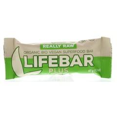 Lifefood Lifebar plus chia young barley bio (47 gram)