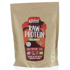 Lifefood Raw protein fruit antiox bio (450 gram)