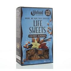 Lifefood Life sweets kokos amandel raw & bio (90 gram)
