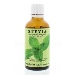 Beautylin Stevia niet bitter druppelfles (50 ml)