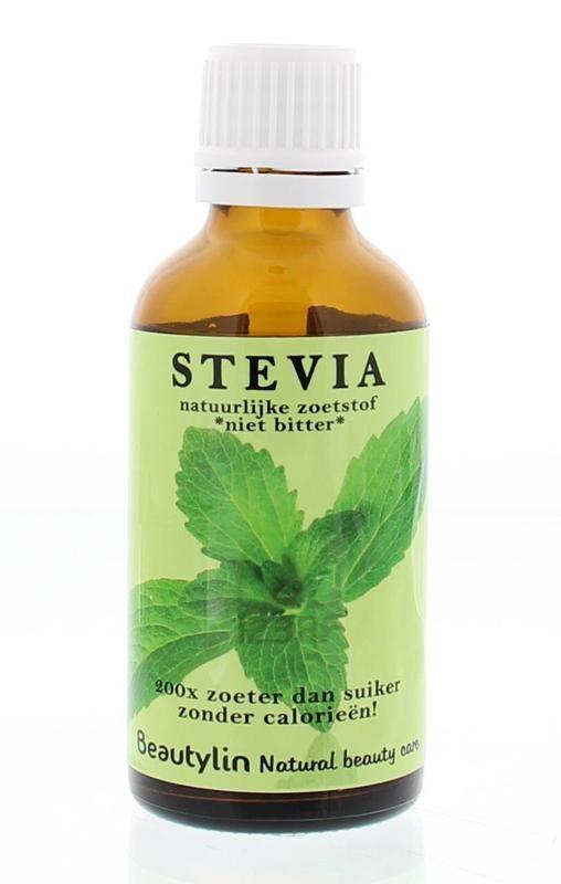 Beautylin Beautylin Stevia niet bitter druppelfles (50 ml)