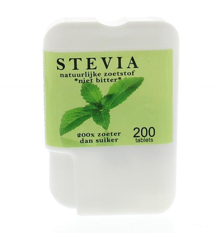 Beautylin Beautylin Stevia niet bitter dispenser (200 tabletten)