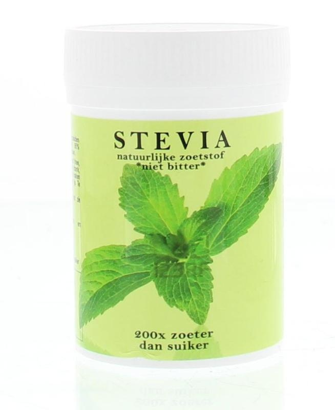 Beautylin Beautylin Stevia niet bitter poeder (25 gram)