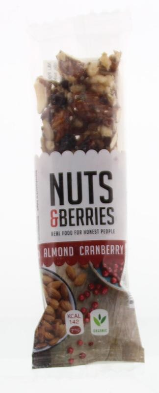 Nuts & Berries Nuts & Berries Almond & cranberry (30 gram)