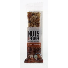 Nuts & Berries Pecan & cinnamon (30 gram)