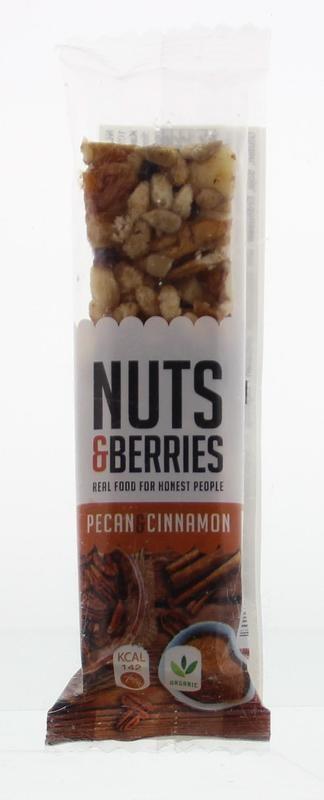 Nuts & Berries Nuts & Berries Pecan & cinnamon (30 gram)