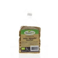Bountiful Anijs amandel staafjes bio (175 gram)