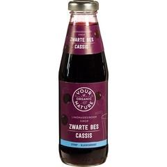 Your Organic Nat Limonadesiroop zwarte bes (500 ml)