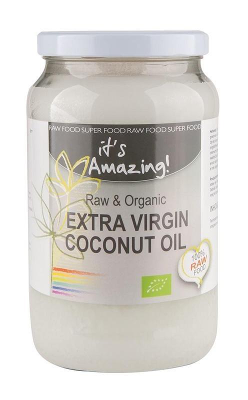 It's Amazing It's Amazing Kokosolie extra virgin bio (2 liter)