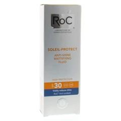 Soleil protect anti shine face fluid SPF 30