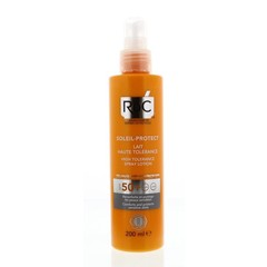 Soleil prot high tolerance lotion spray SPF 50+