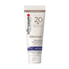 Glimmer creme SPF 20