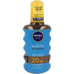 Sun protect & bronze olie spray SPF20