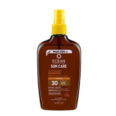 Sun oil carrot SPF 30 spray