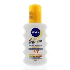 Sun protect & sensitive child spray SPF 50
