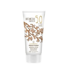 Botanical mineral lotion SPF50