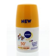 Sun child protect & play sensitive SPF50+ roller