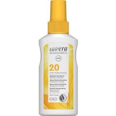 Zonnebrand/sensitive sun spray SPF20