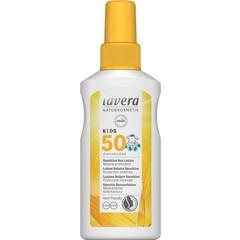 Zonnebrand/sun spray kids SPF50+