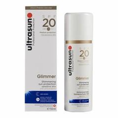 Glimmer creme SPF20
